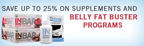 Save up to 25 percent on supplements